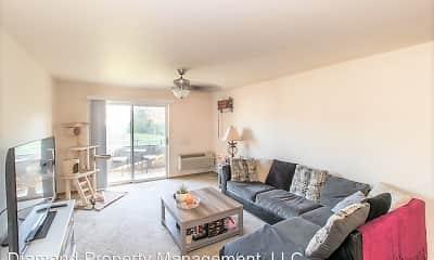Living Room, Chestnut Ridge, 1