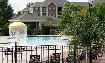 Pool, Lafayette Gardens Luxury Apartments, 1