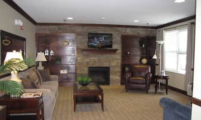 Clubhouse, Lorain Pointe Senior Apartments, 2