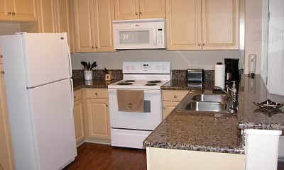 Kitchen, Vista Pointe Luxury Apartment Homes, 2