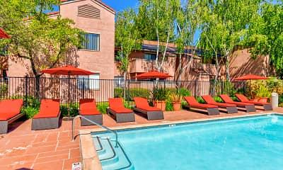 Pool, Mission Sierra, 1