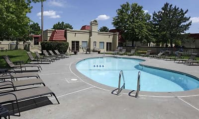 Pool, Council Place, 2