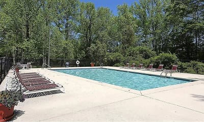 Pool, Brookview Apartment Homes, 1