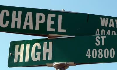 Community Signage, Pebble Creek Communities, 2