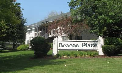Community Signage, Beacon Place, 0