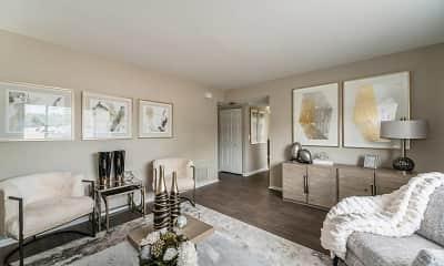 Living Room, Arrive Oak Brook Heights, 1
