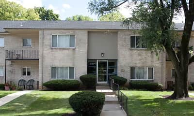 Building, Penn Crest Gardens, 2