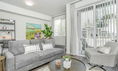 Living Room, Park on 20th, 1