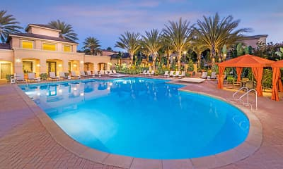 Pool, Torrey Hills Apartment Homes, 1