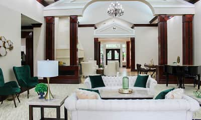 Living Room, Montfort Place, 0