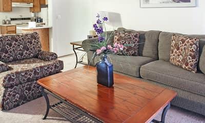 Living Room, Austin Commons, 0