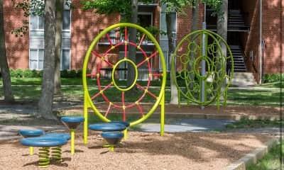 Playground, The Vista, 2