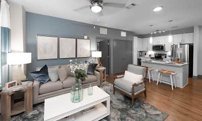 Living Room, Olympus Emerald Coast, 1