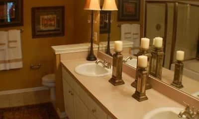 Bathroom, Legacy Oaks at Spring Hill, 2