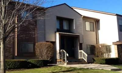 Building, Woodcrest Apartments - Southfield, 0