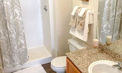Bathroom, Savannah Ridge Apartment Homes, 2