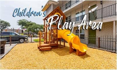 Playground, Santa Maria, 2