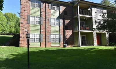 Building, Miller Crest Apartments, 0