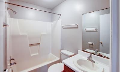 Bathroom, Arlington West, 2