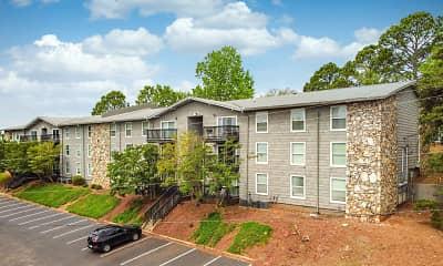 Building, HighPointe Apartments, 2