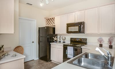 Kitchen, Bay Breeze Villas, 1