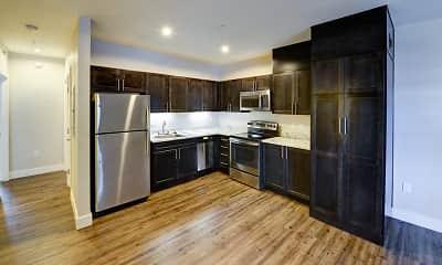 Kitchen, East Village Flats, 0