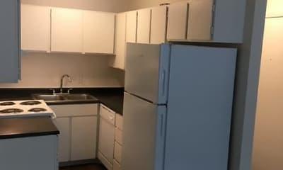 Kitchen, Cedar Cliff, 1
