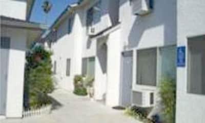 Building, Micasa Apartments, 1