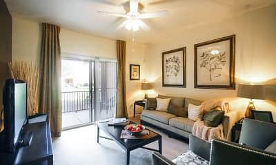 Living Room, Desert Harbor Apartment Homes, 1