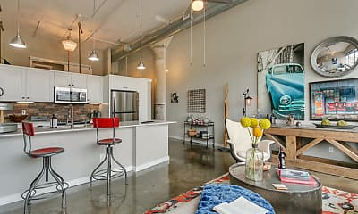 The Lofts At Mockingbird Station, 1