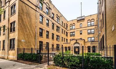 Building, 1734 E 72nd Street, 2