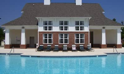 Pool, Falls Creek Apartments & Townhomes, 0