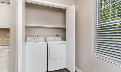 Bathroom, The Domain Apartments, 2