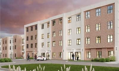 Building, Penn Street Lofts, 0