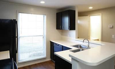 Kitchen, Eagle Ridge Townhomes, 1