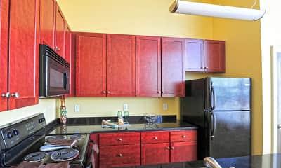 Kitchen, Hopewell Lofts, 0