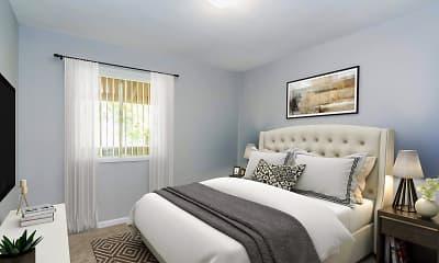 Bedroom, Sienna Ridge, 1