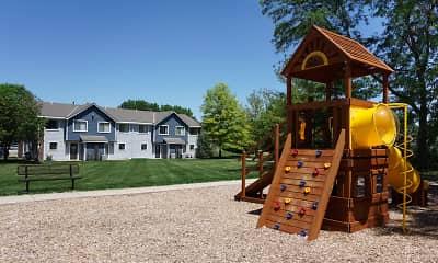 Playground, Prairie West, 1