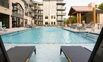 Pool, One Riverside, 2