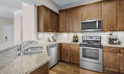 Kitchen, Camden Dunwoody, 1