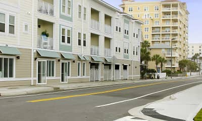 Building, Surfside Apartments, 2