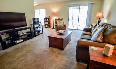 Living Room, Woodmere, 0