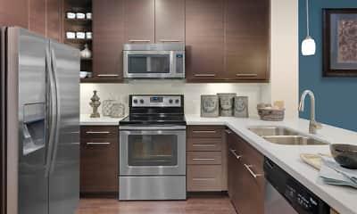 Kitchen, Camden Flatirons, 1