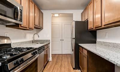 Kitchen, Rolling Park, 1