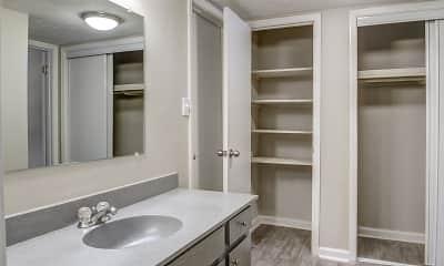 Bathroom, The Flats @ 235, 2