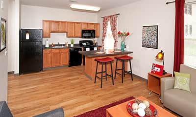 College Suites at Washington Square - Per Bed Lease, 0
