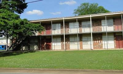 Building, Sandlin Villa, 2
