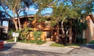 Building, Boca Apartments, 1