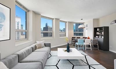 Living Room, The Chicagoan, 0