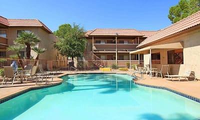 Pool, Reno Villas, 0